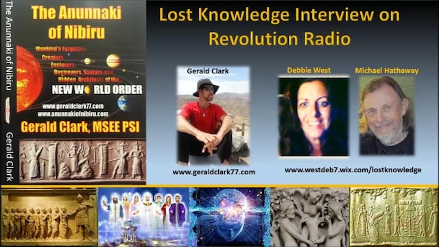 Lost Knowledge Interview on Revolution Radio