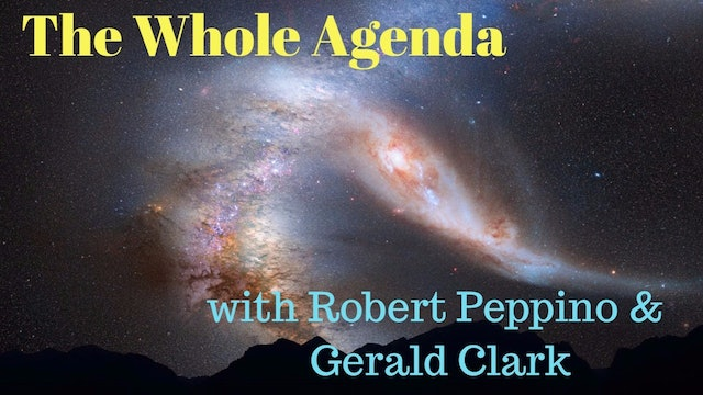 The Whole Agenda with Robert Peppino & Gerald Clark