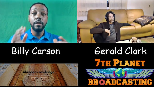 Holographic Multiverse Emerald Tablets and Beyond with Billy Carson
