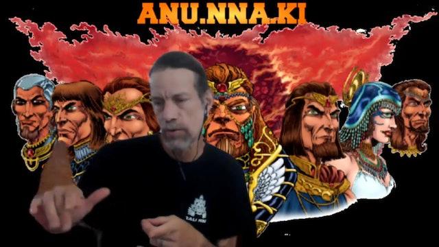 Anunnaki Matrix Design and Archetypal Roles