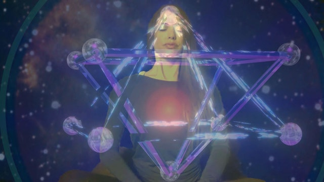 Merkaba Meditation with CGI EFX