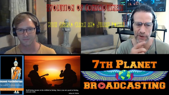 Julian Polzin Dialog Evolution of Consciousness