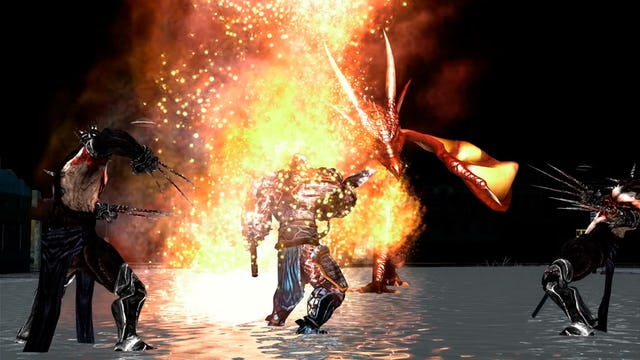 Great Dragon Poimander Meets Agents of Darkness