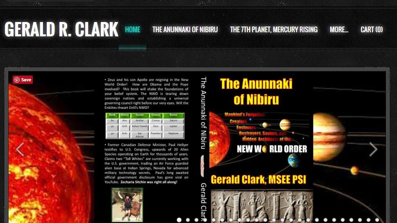Anunnaki of Nibiru