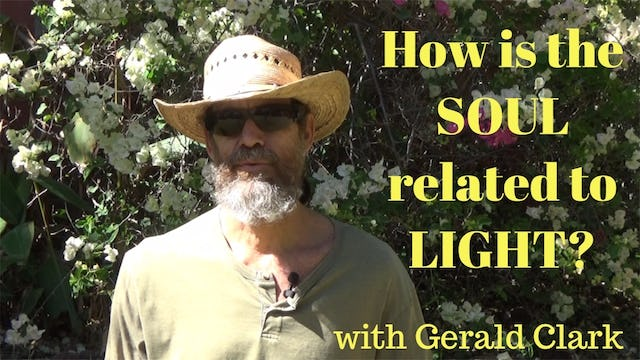 How is the Soul Related to Light?