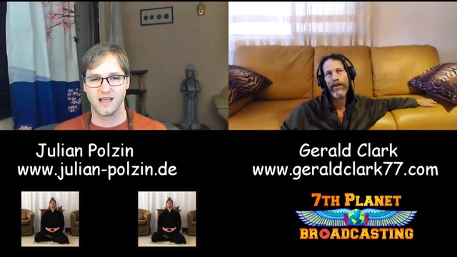 Julian Polzin Dialog with Gerald Clark