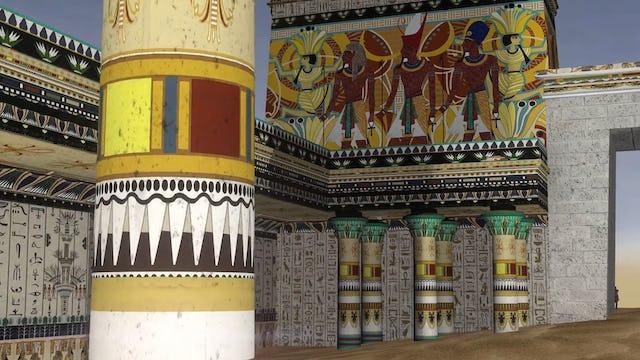 Thoth Disperses KHEM Priests