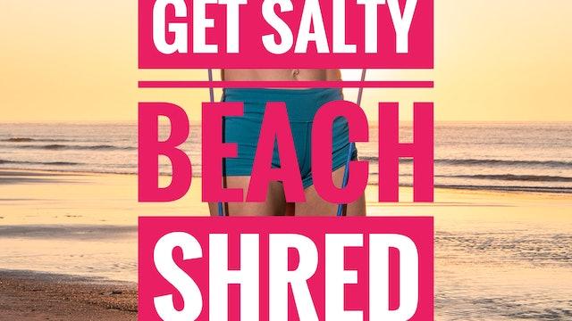 8-WEEK BEACH SHRED