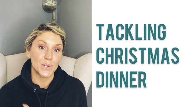 Tackling Christmas Dinner