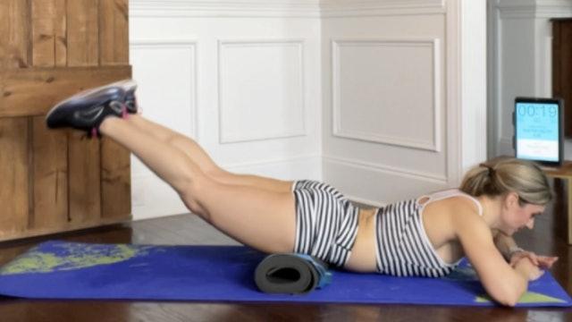 LAT SPREAD: Balance and Flexibility