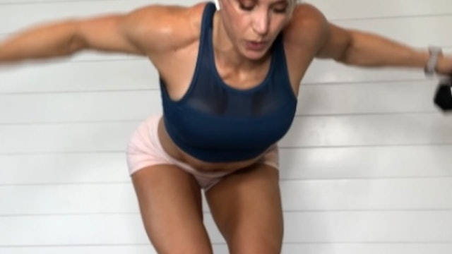 FULL BODY: Agility and Muscular Endurance