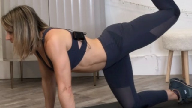 SESSION 8: BOOTY & HAMSTRINGS
