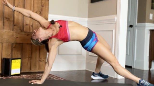 POWER CHEST: Balance and Flexibility