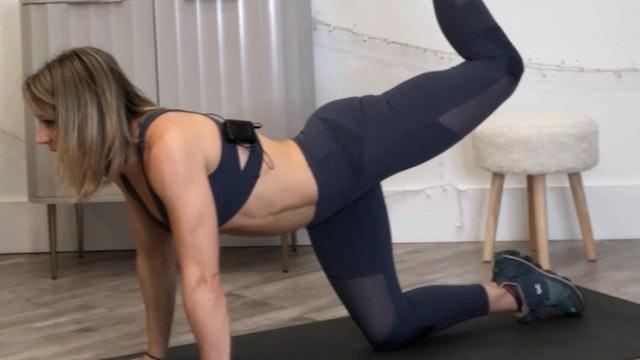BOOTY & HAMSTRINGS: Balance and Flexibility