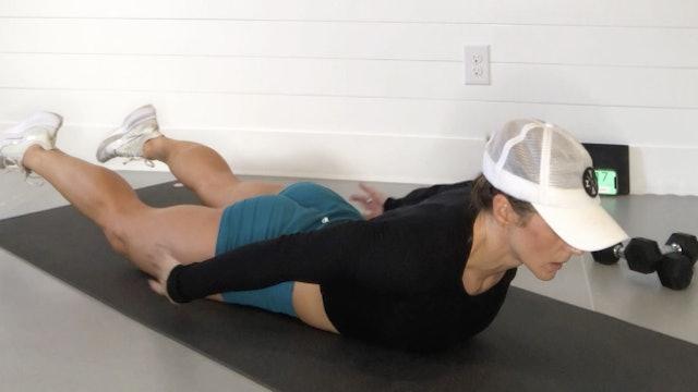 BACK DAY: Balance and Flexibility
