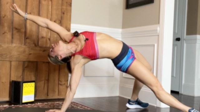 SESSION 19: POWER CHEST