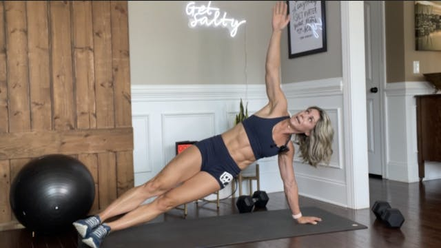 WEEK 1: CORE & CHEST