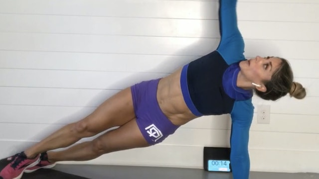 CHEST DAY:  Balance and Flexibility