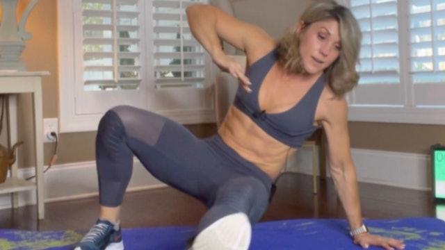 PRETTY ARMS: Balance and Flexibility