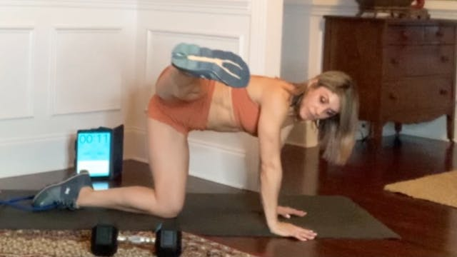 BOOTY GAINS: Balance and Flexibility