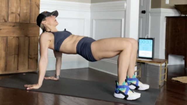 MEET THE PRESS: Balance and Flexibility