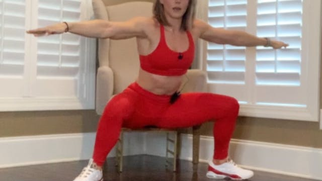 CHEST & TRICEPS: Balance and Flexibil...