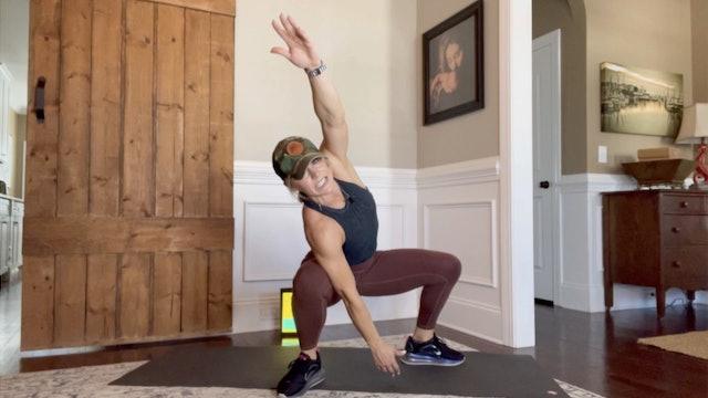 BACK FOCUS: Balance and Flexibility