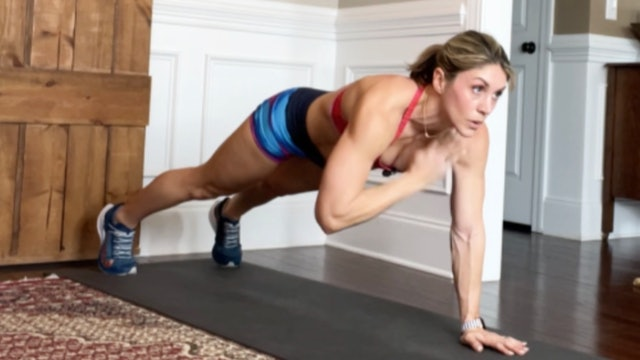 POWER CHEST: Agility and Muscular Endurance