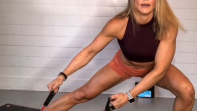LEGS & SHOULDERS: Power and Strength