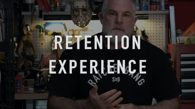 Retention Experience