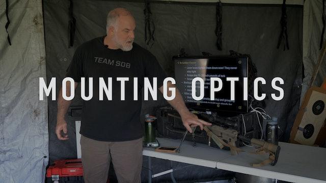 Mounting Optics