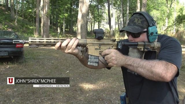 MALFUNCTIONS TRB: Carbine Tap Rack Bang