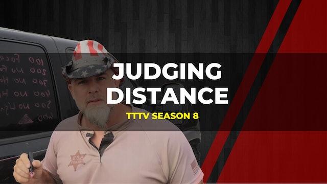 Judging Distance