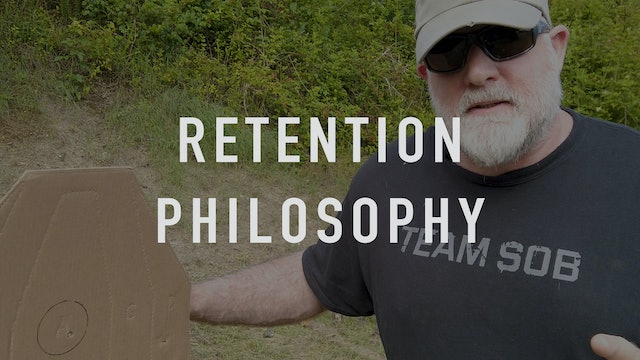 Retention Philosophy
