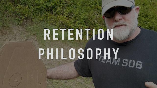 Retention: Philosophy
