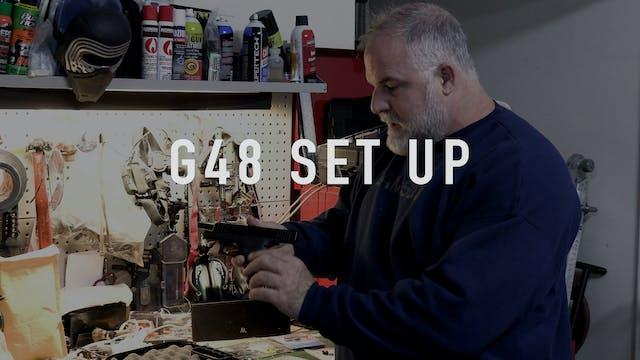 GLOCK G48 SET UP