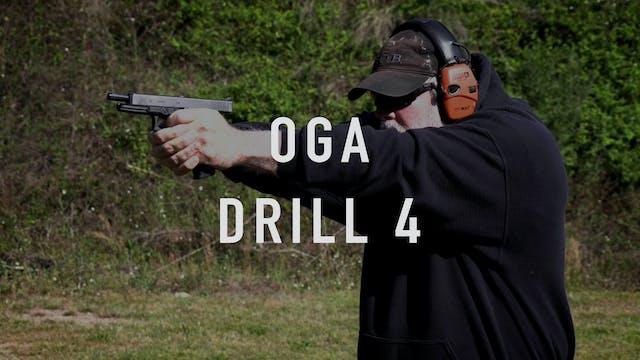 OGA Drill 4 Pistol AAR