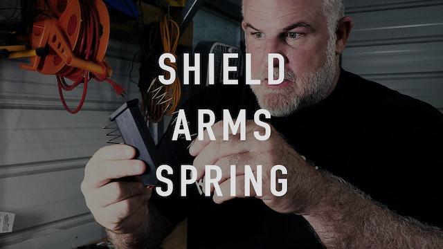 Shield Arms Spring