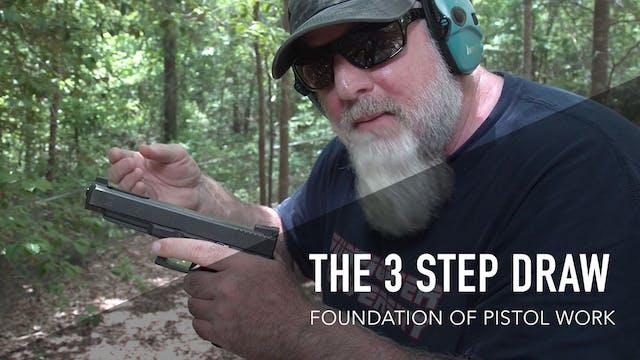 THREE STEP DRAW
