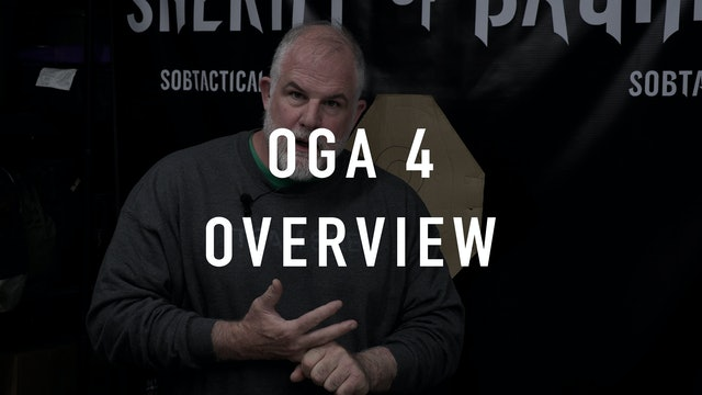 OGA Drill 4 Overview