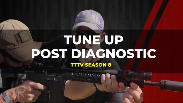 Post Diagnostic Tune-Up