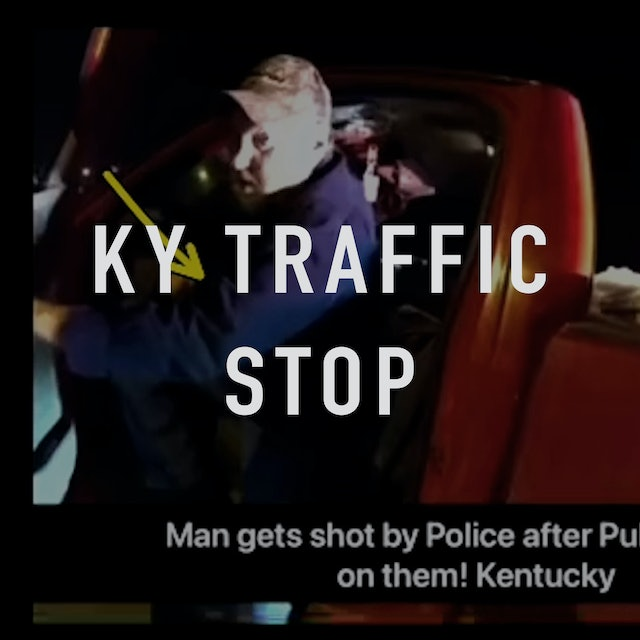 KY Traffic Stop