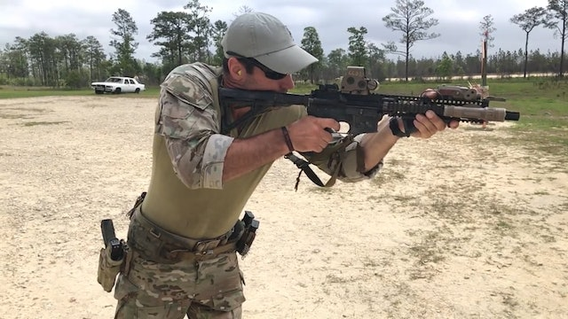 Rifle Transition Video Diagnostic