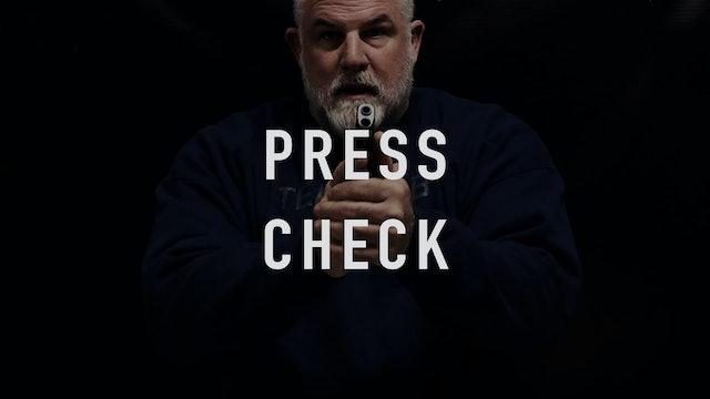 Press Check