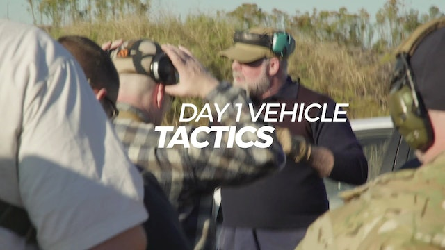 2018 Vehicle Tactics Members Event