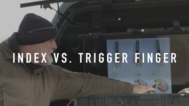 Index VS. Trigger Finger