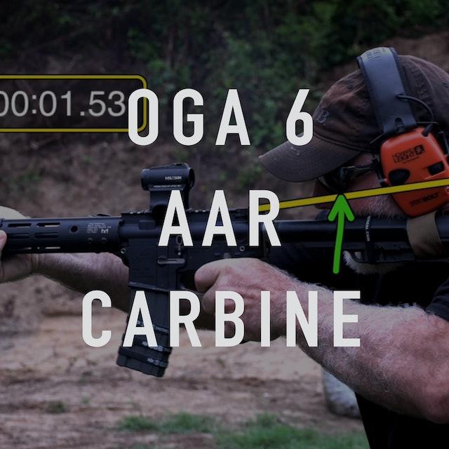 OGA 6 Drill Carbine AAR