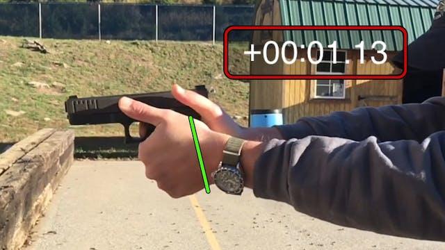 Tap Rack Bang Video Diagnostic Example 3