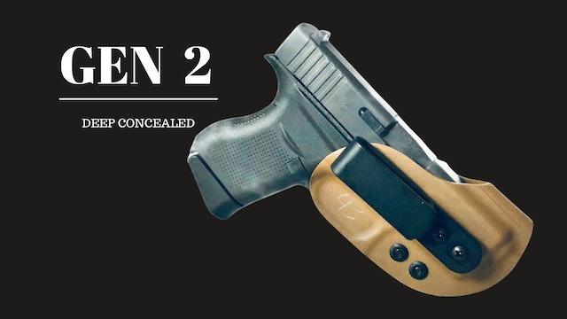 GEN2 DEEP CONCEALED