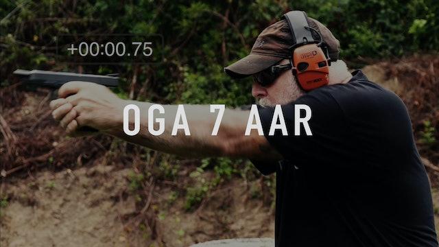 OGA 7 Pistol AAR